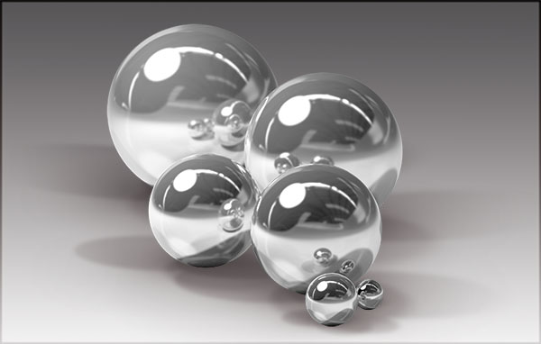 Metalball manufactures his first Tic coated balls !
